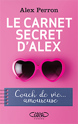 Livre Le carnet secret d'Alex